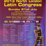 2013 North London Latin Congress