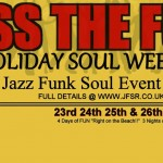 Bless The Funk 2014 Banner
