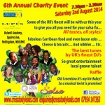 Cleon Nelson 6th Annual Charity Event Nottingham 02.08.2014.