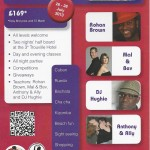 Isle of Wight Salsa Slam 26 July 2013 – 28 July 2013
