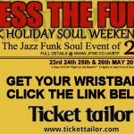 Bless The Funk 2014 Ticket Tailor