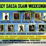 Jersey Salsa Slam (Front)
