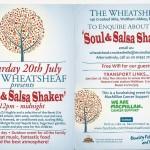 Soul & Salsa Shaker 20.07.2013